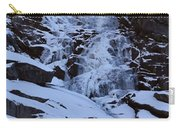 Frozen Tokopah Falls Carry-all Pouch