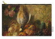 Fruit Flowers And Game Carry-all Pouch