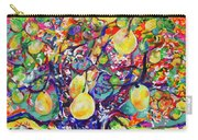 Fruit Full Vibrations Carry-all Pouch