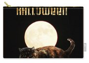 Full Moon Cat Carry-all Pouch