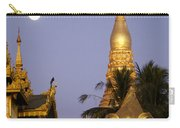 Full Moon In Burma Carry-all Pouch