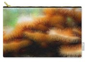Fungus Tendrils Carry-all Pouch by Ron Bissett