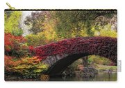 Gapstow Bridge In Autumn Carry-all Pouch