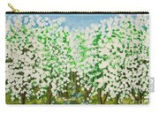 Garden In Blossom Carry-all Pouch