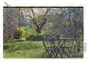 Garden In Spring Carry-all Pouch