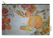 Gardens Of Fragrance Album Carry-all Pouch