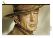Gary Cooper, Vintage Actor Carry-all Pouch