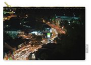 Gatlinburg, Tennessee At Night From The Space Needle Carry-all Pouch