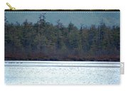 Geese On Labrador Pond Carry-all Pouch