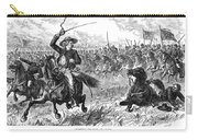 George Custer (1839-1876) Carry-all Pouch