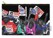 George Wallace For President Supporters Democratic Nat'l Convention Miami Beach Florida 1972-2013 Carry-all Pouch