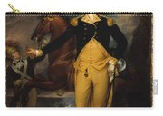 George Washington Before The Battle Of Trenton Carry-all Pouch