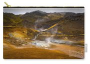 Geothermal Area Carry-all Pouch