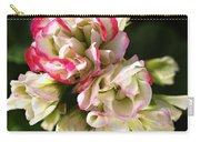 Geranium Flowers Carry-all Pouch