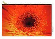 Gerbera Daisy Detail Carry-all Pouch