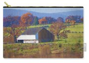 Gettysburg Barn Carry-all Pouch by Bill Cannon