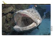 Giant Grouper, Great Barrier Reef Carry-all Pouch