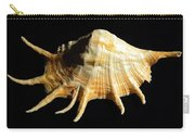 Giant Spider Conch Seashell Lambis Truncata Carry-all Pouch