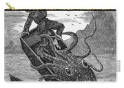 Giant Squid, 1879 Carry-all Pouch