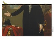 Gilbert Stuart - George Washington 1796 Carry-all Pouch