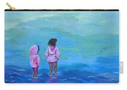 Girls In Pink Carry-all Pouch