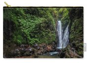 Git Git Waterfall - Bali Carry-all Pouch