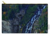 Glacier Waterfall Carry-all Pouch