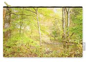 Glimpse Of A Stream In Autumn Carry-all Pouch
