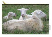 Goat Family Carry-all Pouch