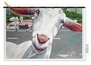 Goats Of St. Maarten- Sofie Carry-all Pouch