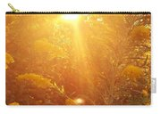 Golden Days Of Autumn Carry-all Pouch