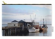 Golden Dolphin Eel Fishing Boat Port Angeles Washington Carry-all Pouch