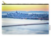 Golden Gate Bridge San Francisco California West Coast Sunrise Carry-all Pouch