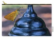Golden Moth Carry-all Pouch