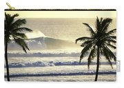 Golden Palms Carry-all Pouch by Sean Davey