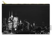 Good Night New Yorker Carry-all Pouch