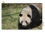 Gorgeous Black And White Giant Panda Bear Walking Carry-all Pouch
