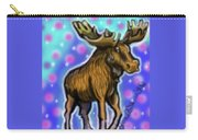 Graffiti Moose Carry-all Pouch