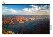 Grand Canyon National Park - Sunset On North Rim Carry-all Pouch