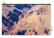 Grand Canyon Sunny Day With Blue Sky Carry-all Pouch
