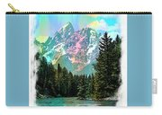 Grand Tetons From The Snake River Carry-all Pouch