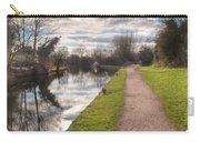 Grand Union Canal Rickmansworth Carry-all Pouch