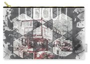 Graphic Art London Streetscene Carry-all Pouch