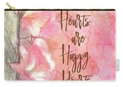Grateful Hearts Carry-all Pouch