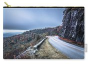 Graveyard Fields Overlook In The Smoky Mountains In North Caroli Carry-all Pouch
