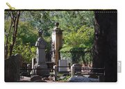 Graveyard In Charleston Carry-all Pouch