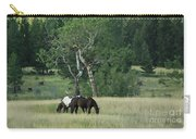 Grazing Pair Carry-all Pouch