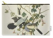 Great American Shrike Or Butcher Bird Carry-all Pouch
