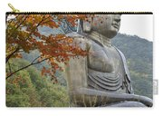 Great Buddha In Autumn Carry-all Pouch