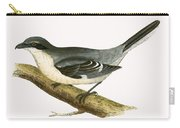 Great Grey Shrike Carry-all Pouch